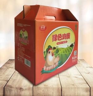 香港洪家绿色鸡蛋